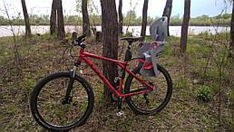 А у нас открытие сезона путешествий на Велокресла, Сиденье на велосипеды