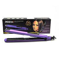Утюжок-выпрямитель профессиональный для волос ROZIA HR719