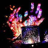 Ночник-проектор Star Master с блоком питания, фото 2
