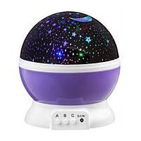 Ночник-проектор звездного неба шар Star Master Dream