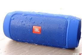 Портативная bluetooth колонка JBL Charge mini (синяя)