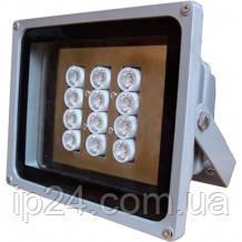 ИК прожектор Lightwell LW12-100IR60-220