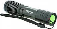 Мощный тактический ручной фонарь Police BL-1831-T6