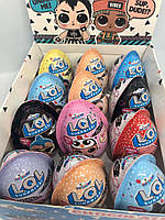 Яйце з іграшкою LOL Boys