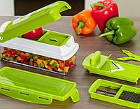 Прибор для нарезки овощей Nicer Dicer Plus, фото 1