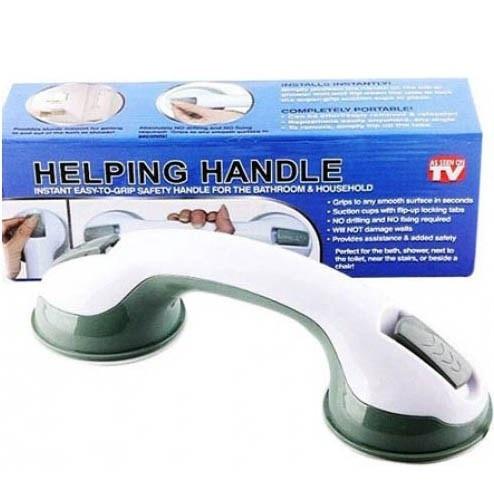 Ручка для ванной на вакуумных присосках Helping Handle