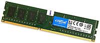 Оперативная память Crucial DDR3L 8Gb 1600MHz PC3L 12800U 2R8 CL11 (CT102464BD160B.C16FER) Б/У, фото 1