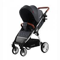Прогулочная коляска Carrello Milano + дождевик Solid Grey (CRL-5501)