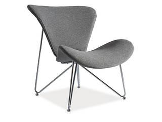Кресло Rest серое