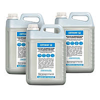 Септофан ХД жидкое средство для дезинфекции рук и поверхностей 5л спиртовое от вирусов и бактерий аналог АХД