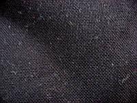 Домоткане полотно, чорне, ширина 150 см