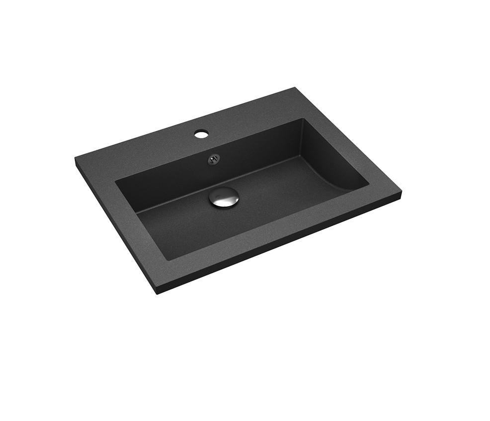 Умывальник для ванной комнаты Aquasanita Decorus BQA60 450*600