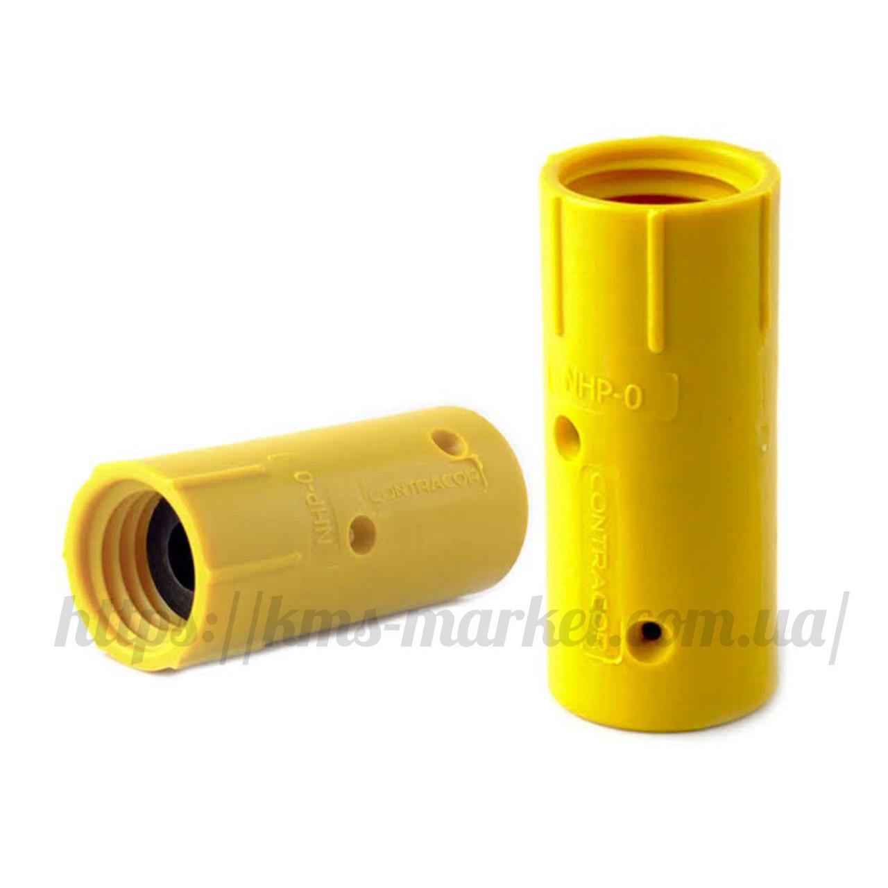Соплодержатель Contracor NHP-0 для рукава Ø13 x 27 mm