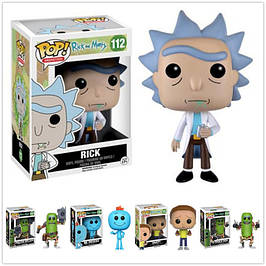 Коллекционная фигурка Фанко Поп Funko Pop и статуэтки Рик и Морти Rick And Morty