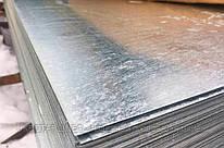 Листы оцинковка 1000х2000 и 1250х2500