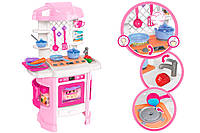 """Игровой набор """"Кухня ТехноК"""", арт.6696 с посудой и продуктами"""