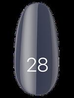 Лак для ногтей 15 мл. №028 new Kodi