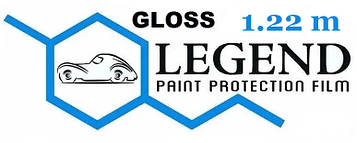 Антигравийная защитная плёнка (глянцевая) Legend PPF Prime Gloss (USA) 1.22 м