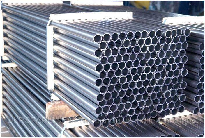 Труба круглая из нержавеющей стали, 16х1,2 мм