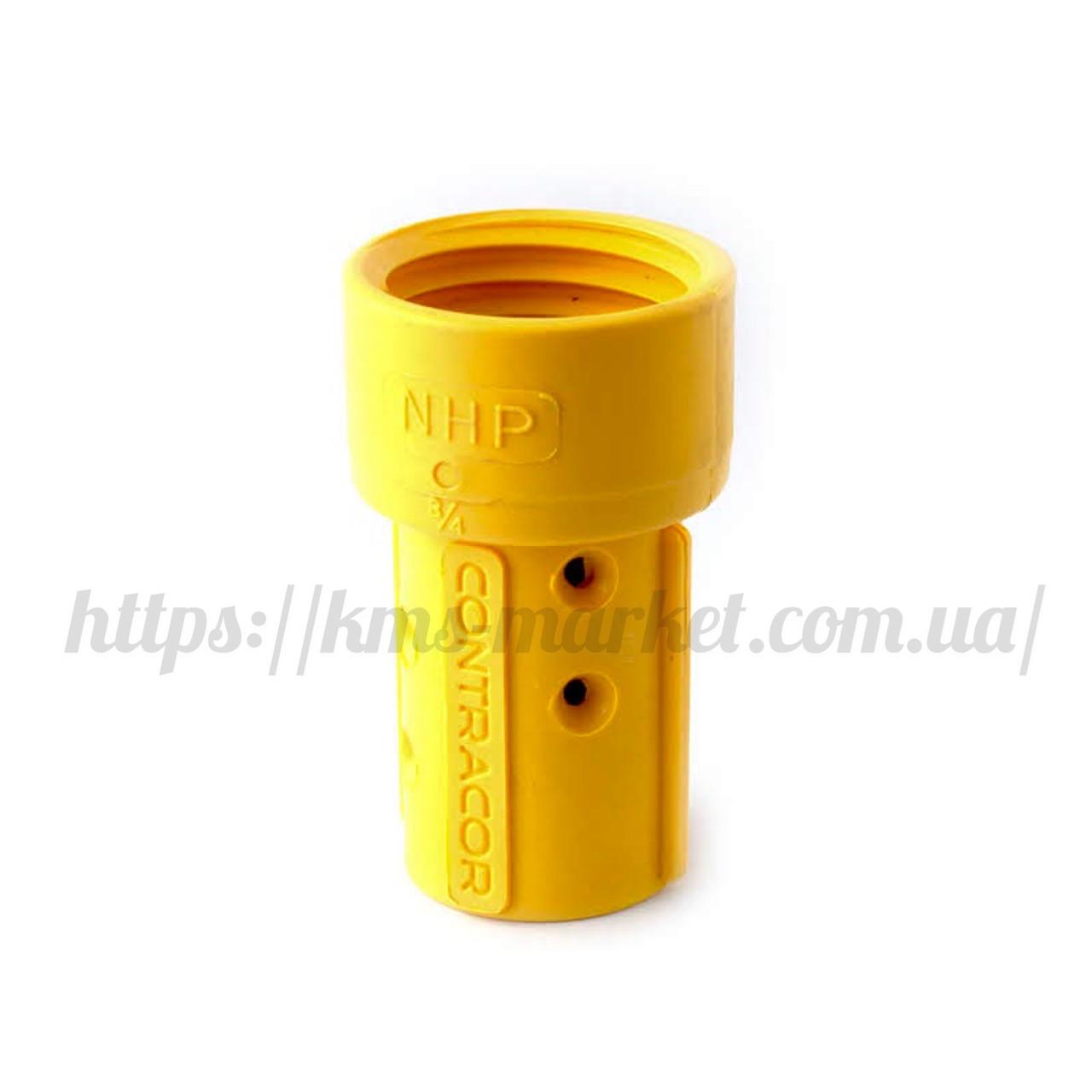 Соплодержатель Contracor NHP-3/4  для рукава Ø19 x 33 mm 10112200
