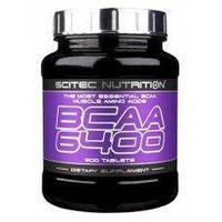 Scitec Nutrition BCAA 6400 - 375 таб, фото 1