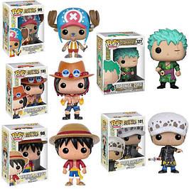 Коллекционные фигурки Фанко Поп Funko Pop Большой Куш One Piece