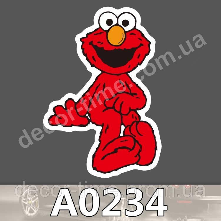 "Стикер: ""A0234"""