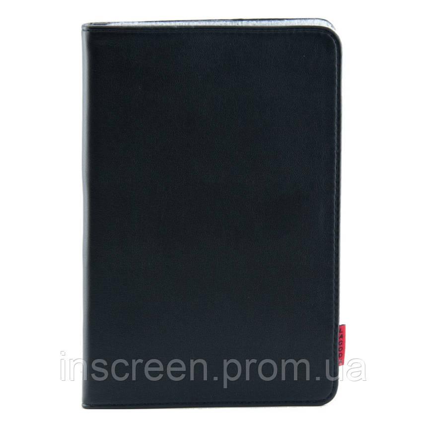 Чохол-книжка Lagoda 360 Clip stand 6-8 чорний, фото 2