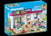 Конструктор Playmobil  70146 Переносная ветеринарная клиника