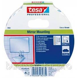 Стрічка Tesa монтажна для дзеркал PROFESSIONAL 4952 5м х 19мм