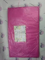 Пеньюар Panni Mlada 0,9х1,6 м (50 шт/пач) из полиэтилена цвет: розовый