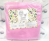 Простирадла Panni Mlada™ 0,8х2,0 м (20 шт/пач) зі спанбонд 20 г/м2 Колір: рожевий