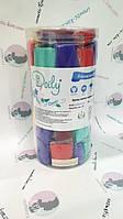 Трусики-стринги с рюшем Panni Mlada™ (75 шт/пач) из спанбонда цвет: разноцветные/colorful, фото 1