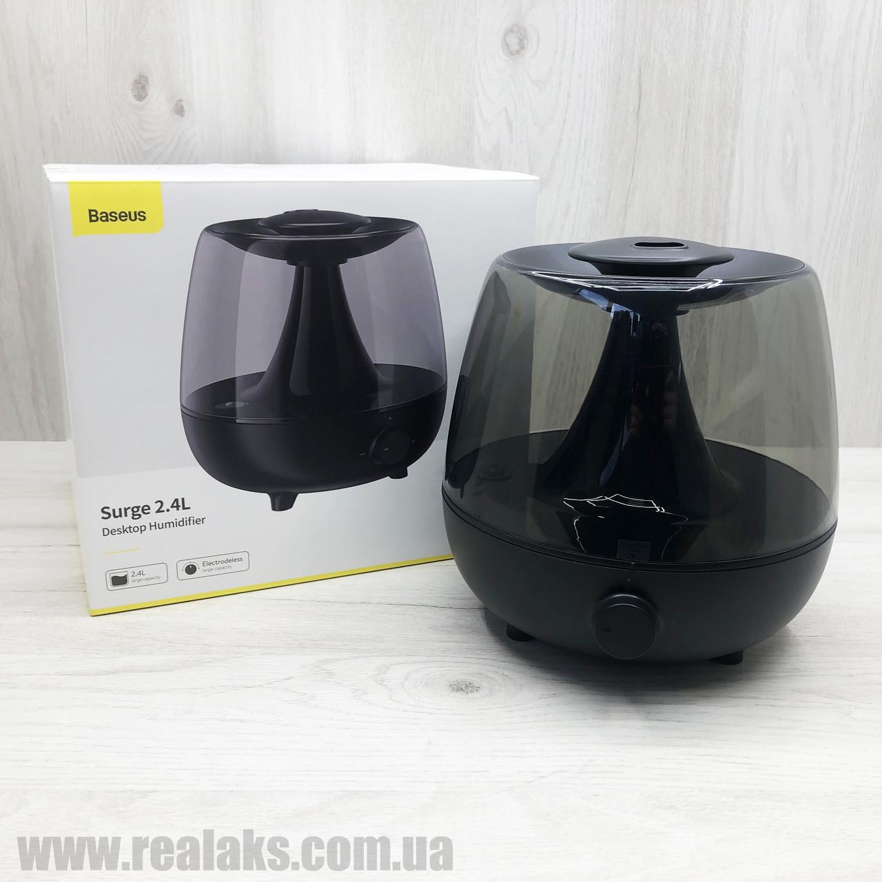 Увлажнитель воздуха Baseus Surge 2.4L desktop humidifier (black)