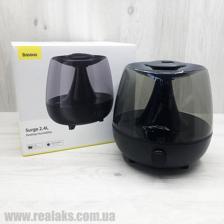 Увлажнитель воздуха Baseus Surge 2.4L desktop humidifier (black), фото 2