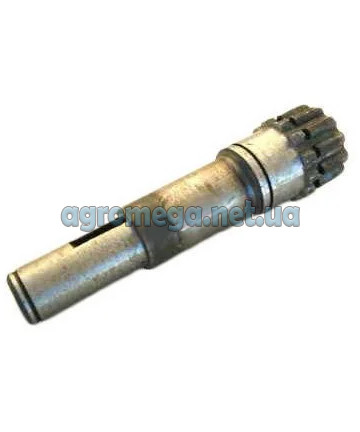 Вал СШ20.22.527-1 привода гидронасоса Т-16