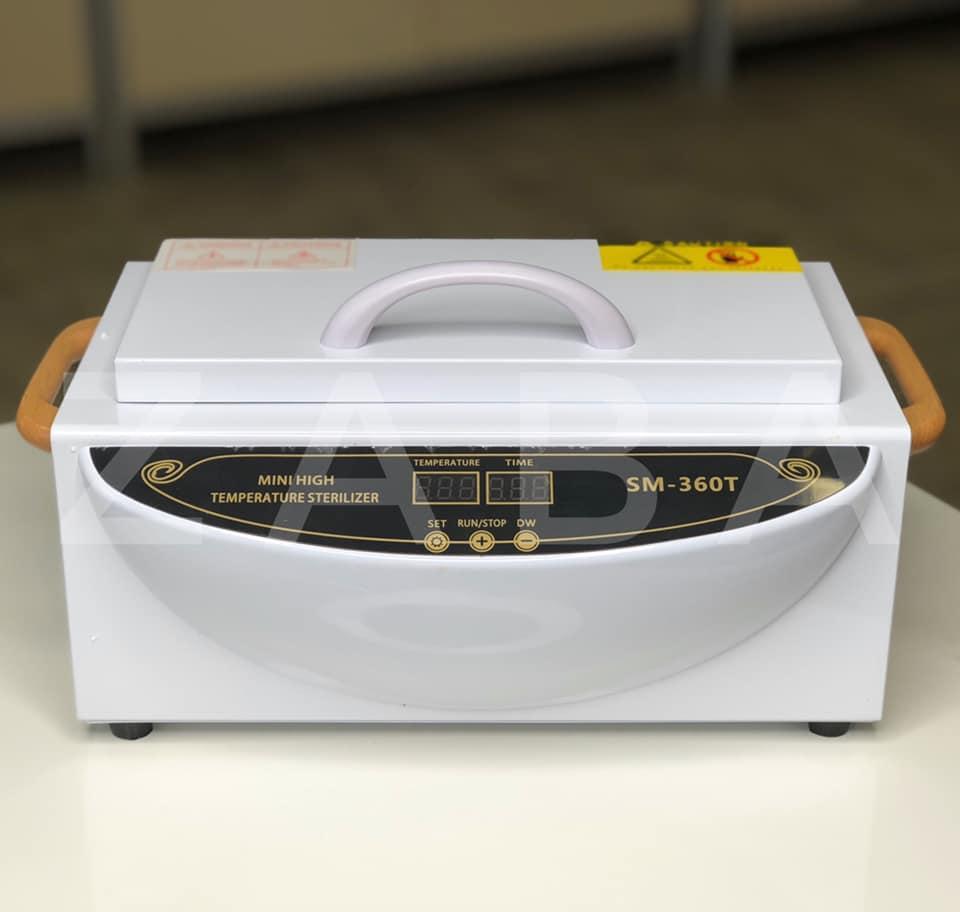 Стерилизатор сухожаровой шкаф SM-360T для косметологических инструментов (сухожар)