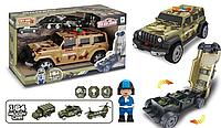 Машина-гараж, игрушечная, вмещает маленькие машинки, 660 A-257