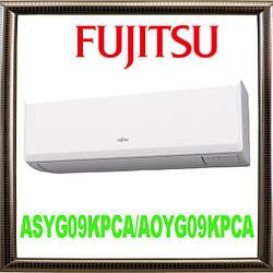 Кондиционер Fujitsu ASYG09KPCA/AOYG09KPCA инверторный, до 25 кв.м.