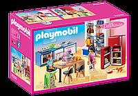 Конструктор Playmobil 70206 Семейная кухня, фото 1