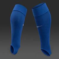 Гетры без носка обрезки Nike Stirrup III голубые SX5731-463 (ориинал)