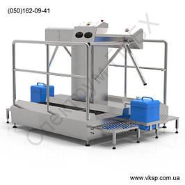 Гигиеническое оборудование