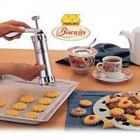 Кондитерский шприц пресс для печенья Biscuits, фото 1