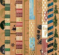 Набор бумаги для скрапбукинга «Сказочное настроение», 10 листов, 20 × 20 см