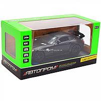 Машинка ігрова Автопром Мерседес (Mercedes-AMG GT-R), 14 см, чорний 7860, фото 2