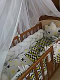 """Комплект """"Koss"""" в детскую кроватку, фото 2"""