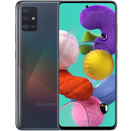 Samsung Galaxy A51 6/128Gb (A515/DS) UA-UCRF 12 мес