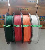 Шнур рыболовный плетенка Royal-Catch 110m 0.08mm