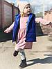 Жилет детский синий 104, фото 2