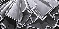Профиль П-образный алюминий, 90х30х3,0 мм, без покрытия